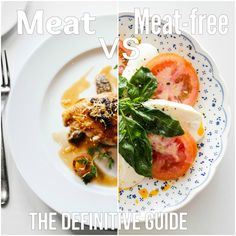 Meat vs Meat-free what's the benefit of either? | POST by Elite Member @PurelyAmy_Blog | http://www.pickablogger.com/blog-posts/meat-vs-meat-free-whats-the-benefit-of-either | #fdbloggers #foodie #meatVsMeatfree #guide