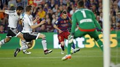 Barça - Valencia CF (1-2)   FC Barcelona