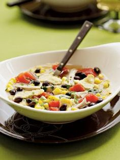 5 Chicken Soup Recipes - Healthy Recipes for Chicken Noodle Soup - Woman's Day