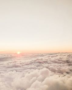 Above the Clouds Print - 8 x 10 / Unframed