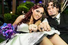 Casamento Rock And Roll - Patrícia & Diogo (18/04/2014)
