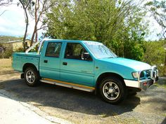 1999 Holden Rodeo 3.2L V6 140kw 265Nm Holden Rodeo, Gold Medallion, Toyota, Commercial, Space, Cottage House Designs, Modified Cars, Pickup Trucks, Gold Locket