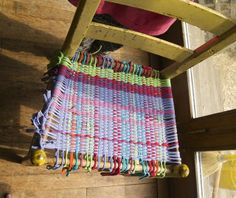 Boho Woven Chair