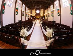 CHURCH WEDDING  DECORATIONS | 2011 September Archive - - Church 4 Wedding