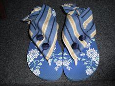 Chinelo Customizado - Custom flip flops, slipper