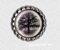 -f007b- Kronkorken Magnet TREE,  € 2,80 , bottlecap von Mondcatze´s Zauberwerkstatt auf http://de.dawanda.com/shop/Mondcatze