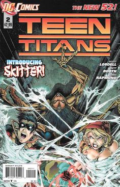 Teen Titans # 2 DC Comics The New 52! Vol 4