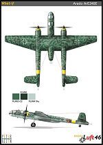 Peter Allen's Luft '46 Aircraft Profile - Bombers