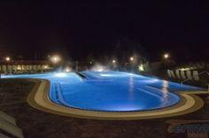 Nocny #relaks w basenie.... :)