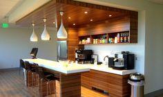 church+coffee+bar+ideas | Yogurtland