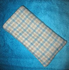 Perfect for Mother's Day,  Tweed Glasses Case £5.00