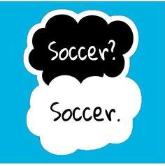 Soccer?  Soccer❤️