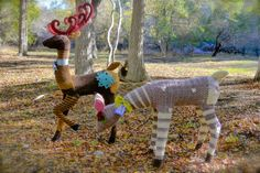 Yule-tide Yarn Bombing Tips from Vickie Howell   Jo-Ann Fabric and Craft Stores