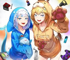 Sucubus Anime, Anime Love, Anime Art, Kawaii Anime Girl, Aesthetic Art, Anime Couples, How To Look Pretty, Cute Art, Fictional Characters