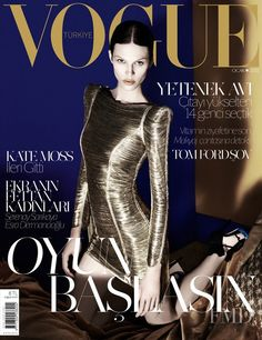 Covers of Vogue Turkey with Aymeline Valade, 000 2011 | Magazines | The FMD #lovefmd