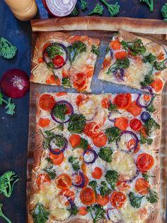 Pizza de bimi
