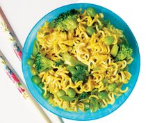 Kids love noodles, but not always vegetables. Combine the two to create a tasty combination even the pickiest eater can't refuse.