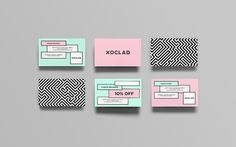 Business Cards Designs by Anagrama | Abduzeedo Design Inspiration