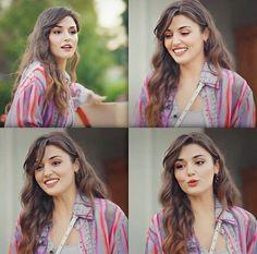 Hayat And Murat, Hande Ercel, Turkish Beauty, Stylish Girl Pic, Beauty Full Girl, Victoria Secret Fashion, Hani, Actresses, Celebrities