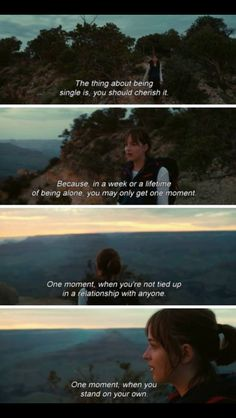 A beautiful movie that i can really relate to in this period of my life.