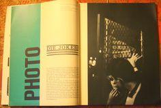 Die Jokers - ein 'gang' Jugendlicher in New York Themenheft . Du, September 1960, Nummer 235.12 Bruce Davidson Photography in the 20th Century Rijksmuseum Amsterdam http://bintphotobooks.blogspot.nl/2015/01/die-jokers-ein-gang-jugendlicher-in-new.html