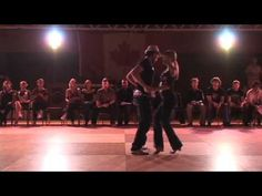 Max Pitruzzella & Tessa Cunningham - Invite Crossover CSC 2008. Annnd this is why I want to dance, every single day.
