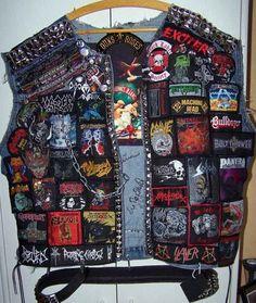metal battle jacket