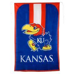 Kansas Jayhawks NCAA Team Fan Flag