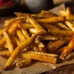 Health and easy gourmet chip seasoning perfect for homemade chips. Add some magic to your chips and share with loved ones. Seasoned French Fries Recipe, National Potato Day, Chip Seasoning, Duck Fat Fries, Nacho Fries, Recipe D, Recipe Ideas, Homemade Chips, Homemade Recipe