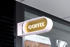 Middletown Cafe on Behance