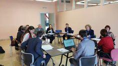 """Primera reunión del Grupo de Trabajo Interplataformas """"Agroalimentarias"""" en  Transfiere 2016"""