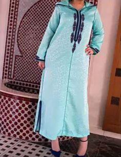 Kaftan, Moroccan Caftan, Mode Hijab, Cold Shoulder Dress, Glamour, Style Inspiration, Shirt Dress, Boutique, Elegant