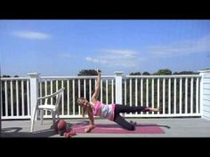 New Full-Length Barre Workout on my YouTube Channel- http://www.youtube.com/user/myownbalance