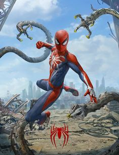 Spiderman images concerning PlayStation consisting of player shots and also to see where Virtual Reality is going, is Virtual Reality below to remain as a pc gaming console or is it business. Hero Marvel, Marvel Art, Marvel Avengers, Marvel Comics, Spiderman Ps4 Wallpaper, Marvel Wallpaper, Amazing Spiderman, Spiderman Kunst, Spiderman Images