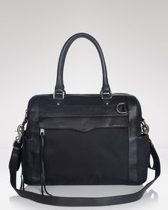 Naturally, I'd have to want a ridiculous diaper bag...Rebecca Minkoff - Knocked Up Baby Bag | Bloomingdale's