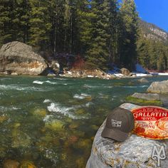 Explore The Gallatin River...This is the year you fly fish the Gallatin River. Get prepared beforehand with Montana Treasures Photo Maps and videos. Know exactly where you'll be camping and fishing. Explore today! :)