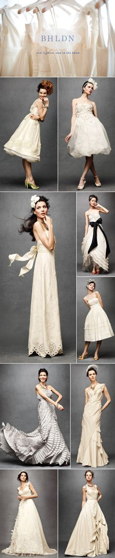 No!!!!  I am not getting married...I just LOVE wedding dresses!