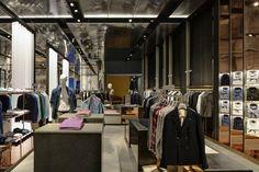 HarveyNichols-Birmingham. Luxury store design. Luxury interior design. For more inspirational ideas: http://www.bocadolobo.com/en/inspiration-and-ideas/