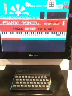 ZX Spectrum, Manic Miner