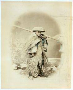 Nin-Soku, in winter costume