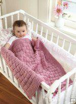 LA5500-K Precious Knit Blankies for Baby…