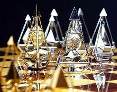 GOLD AND DIAMOND CHESS SET. $4 MILLION.