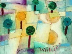 Paul Klee - Wohin, 1920