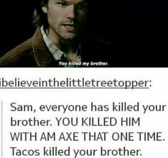 Only on supernatural