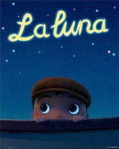 Pixar Short - La Luna Beautiful Inferring Short