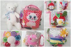 Culori cusute...: Cuburi senzoriale Diaper Bag, Lunch Box, Projects, Bags, Log Projects, Handbags, Blue Prints, Diaper Bags, Mothers Bag