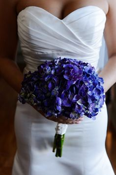 An Elegant Lavender and White Wedding | Every Last Detail
