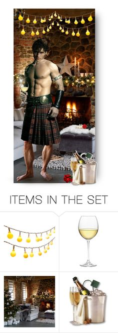 """Men in Kilts _ Slàinte Mhath"" by auntiehelen ❤ liked on Polyvore featuring art"