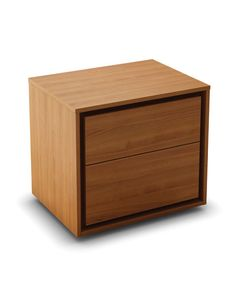 0725-0081 AP Industries Oslo 2 Drawer night stand