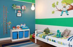 Das Jahr 2017 Kinderzimmer Junge Gestalten Dekorationsideen Neue Möbel,  Farbgestaltung, Schöne Kinderzimmer, Kinderzimmer